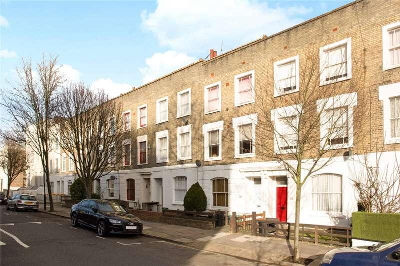 3 Bedrooms Flat for sale in Axminster Road, London, N7