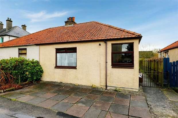 1 Bedroom Semi Detached Bungalow for sale in Union Street, Dalbeattie, Dumfries and Galloway