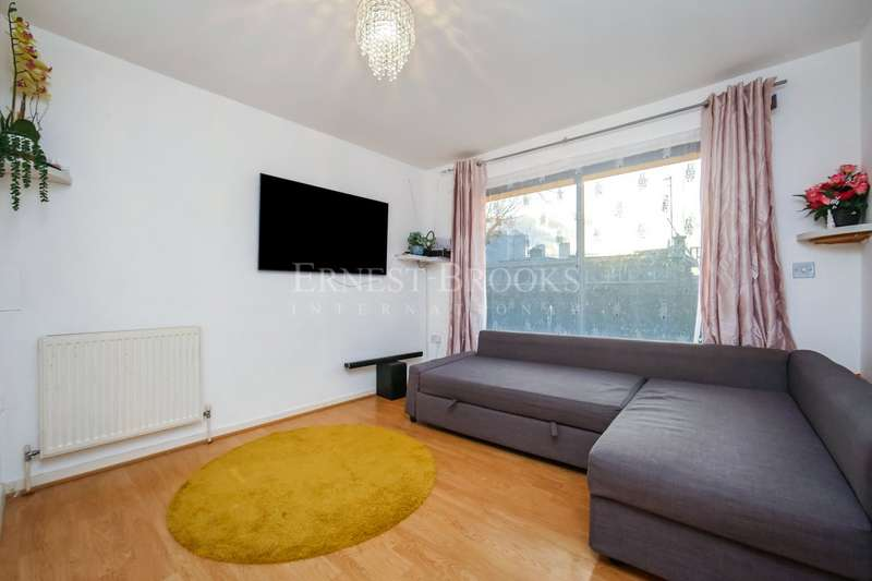 2 Bedrooms Apartment Flat for sale in Sherman House, Aberfeldy Street, Poplar, E14