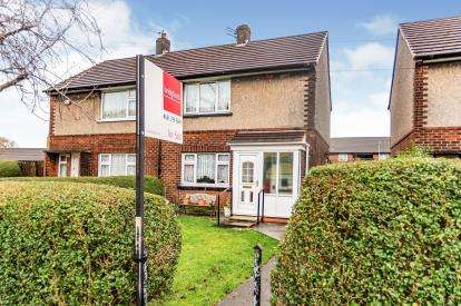 2 Bedrooms Semi Detached House for sale in Crowhill Road, Ashton Under Lyne, Tameside, Greater Manchester
