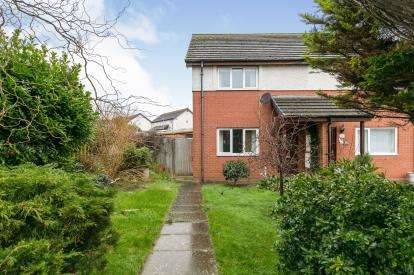 2 Bedrooms Semi Detached House for sale in Bodnant Road, Llandudno, Conwy, North Wales, LL30