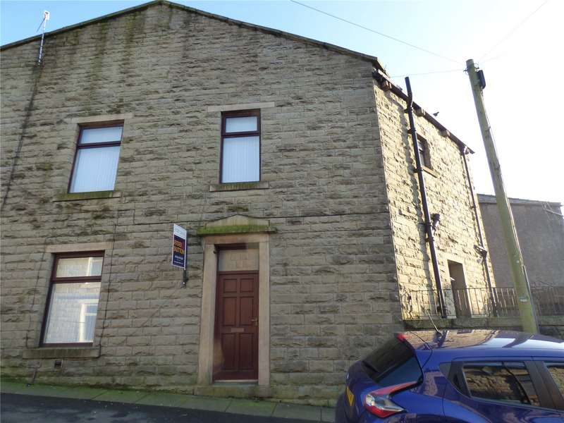 2 Bedrooms End Of Terrace House for sale in Crimea Street, Bacup, Lancashire, OL13