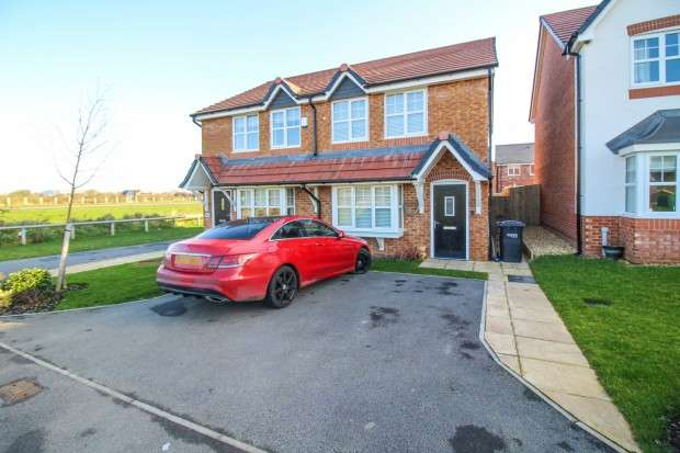 3 Bedrooms Semi Detached House for sale in Rippingale Way, Thornton-Cleveleys, FY5