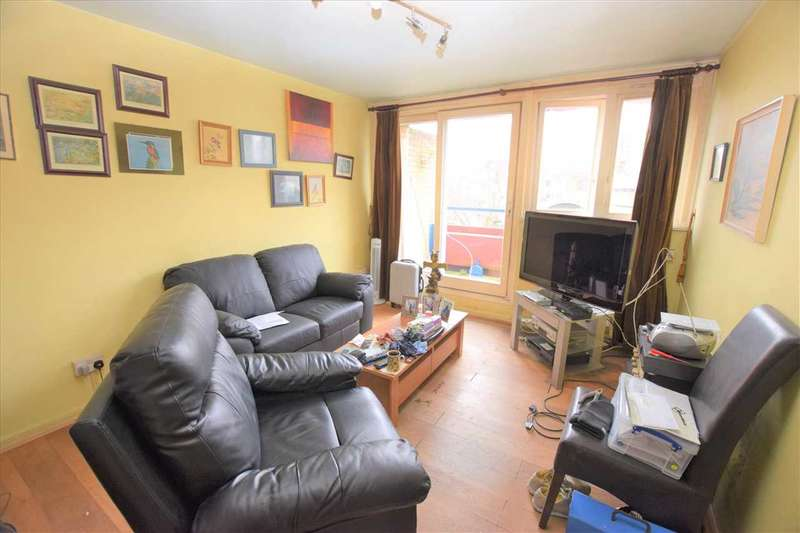 1 Bedroom Apartment Flat for sale in Eresby Place, London