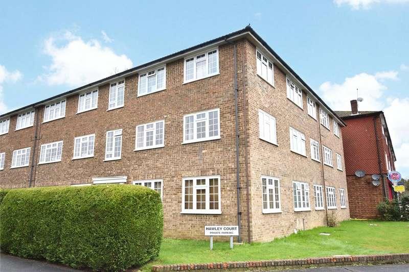 2 Bedrooms Apartment Flat for sale in Hawley Court, 298-304 Fernhill Road, Farnborough, Hampshire, GU14