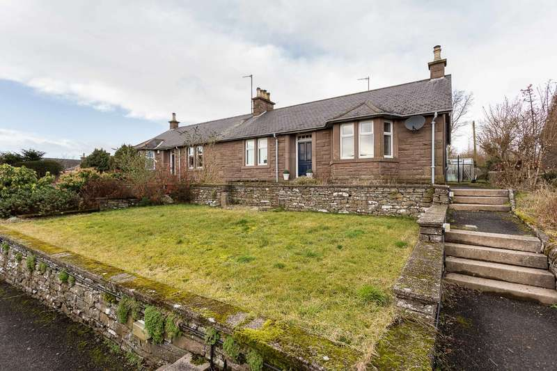3 Bedrooms Semi Detached Bungalow for sale in Prior Road, Forfar, Angus, DD8 3DR