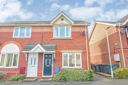2 Bedrooms End Of Terrace House for sale in Hampstead Mews, ., Blackpool, Lancashire, FY1