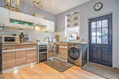 2 Bedrooms Terraced House for sale in St. Marks Road, Ashton, Preston, Lancashire, PR1