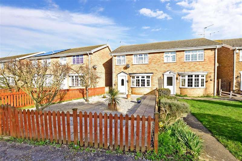 3 Bedrooms Semi Detached House for sale in Kingfisher Court, , Herne Bay, Kent