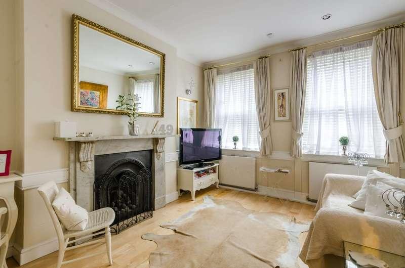 2 Bedrooms Flat for rent in Upper Montagu Street, Marylebone, W1H