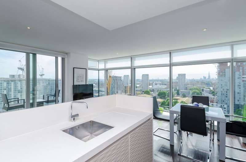 2 Bedrooms Apartment Flat for sale in Pan Paninsula Square, E14