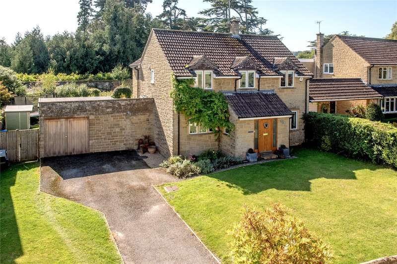 4 Bedrooms Detached House for sale in West Street, Hinton St. George, Somerset, TA17