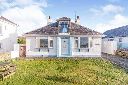 6 Bedrooms Detached House for sale in Lon Isallt, Trearddur Bay, Holyhead, Sir Ynys Mon, LL65