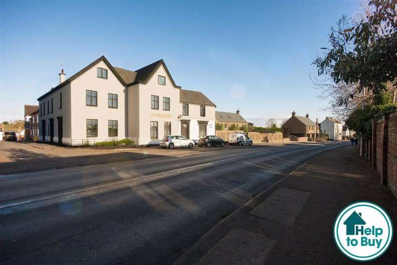 2 Bedrooms Mews House for sale in Rose Yard And Crown House, Kibworth Harcourt, Leicester