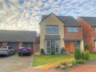 4 Bedrooms Detached House for sale in Watergate, Elba Park, Houghton Le Spring