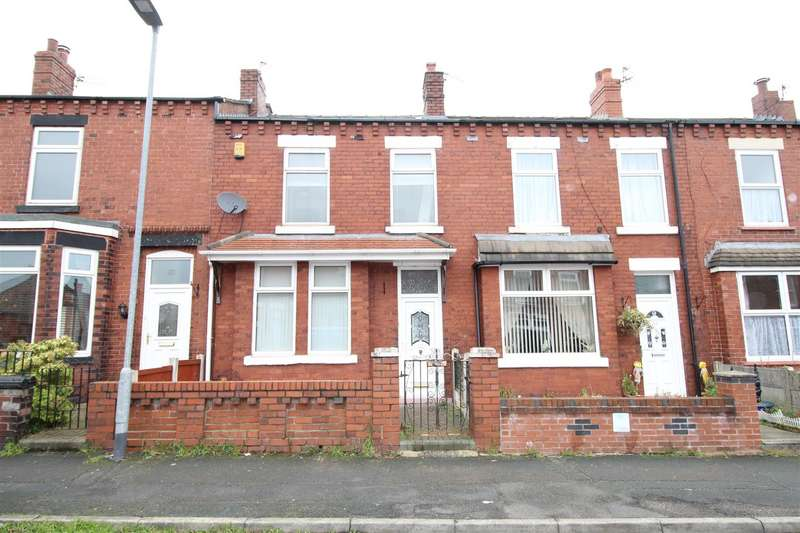 3 Bedrooms Terraced House for sale in Rylands Street, Springfield, Wigan