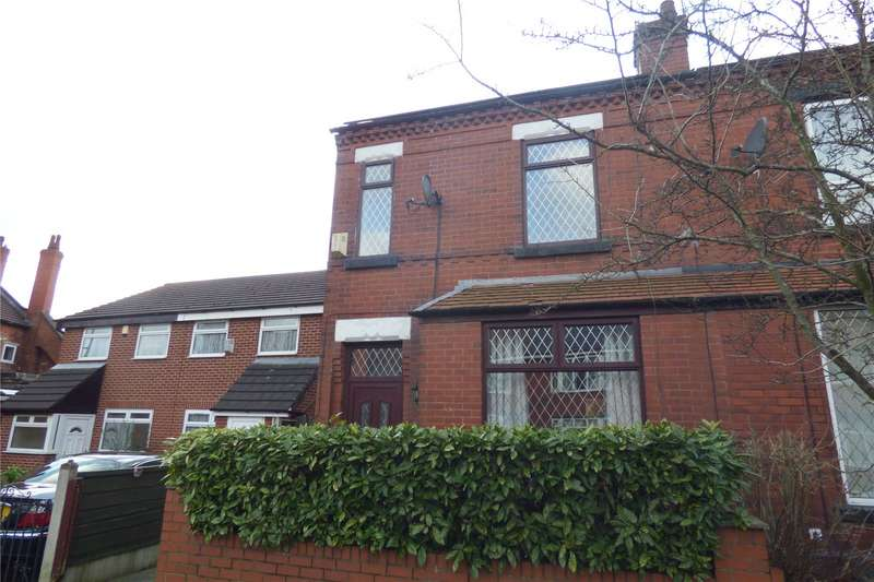 4 Bedrooms End Of Terrace House for sale in Worsley Avenue, Moston, Manchester, M40