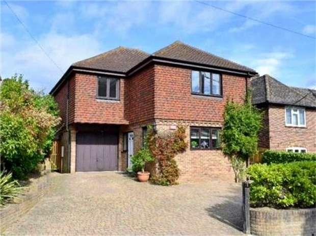 4 Bedrooms Detached House for sale in 3 Forge Cottages, Morleys Road, Weald, SEVENOAKS, Kent
