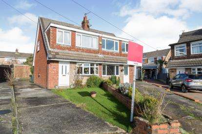 3 Bedrooms Semi Detached House for sale in Oakfield, Fulwood, Preston, Lancashire, PR2