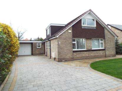 4 Bedrooms Bungalow for sale in Marlborough Drive, Fulwood, Preston, Lancashire, PR2