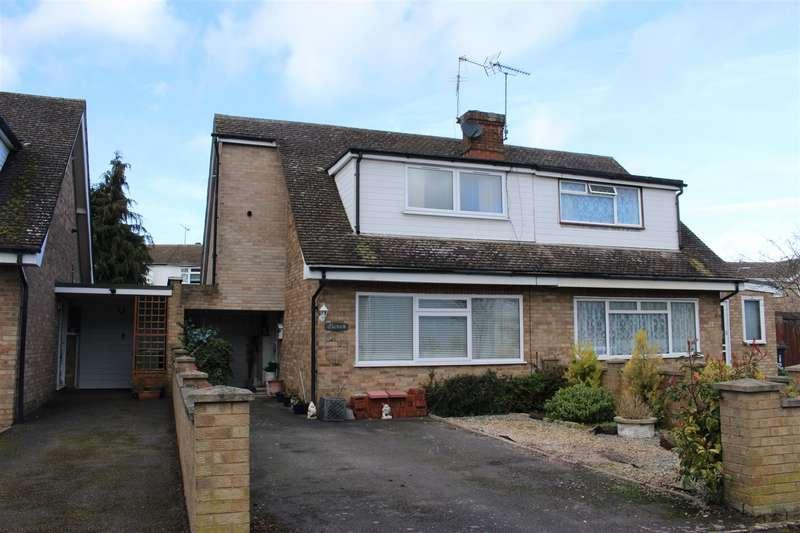 3 Bedrooms Semi Detached House for sale in Watling Place, Houghton Regis, Dunstable