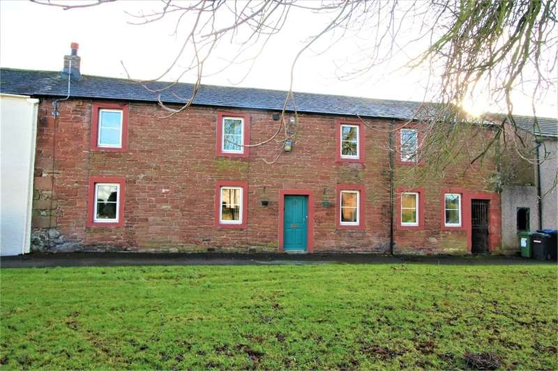 5 Bedrooms End Of Terrace House for sale in Wallace House, Blennerhasset, Wigton, Cumbria