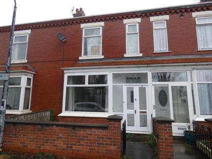 3 Bedrooms Terraced House for sale in Thomas Street, Stretford, Manchester, Greater Manchester