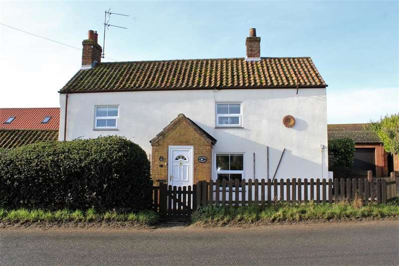 3 Bedrooms Detached House for sale in Main Road, Toynton All Saints, Spilsby, PE23 5AE