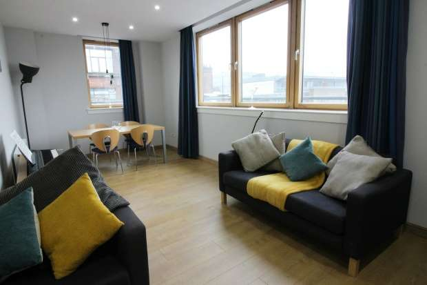 Flat for sale in Hutcheson Street, Glasgow, G1 1SJ