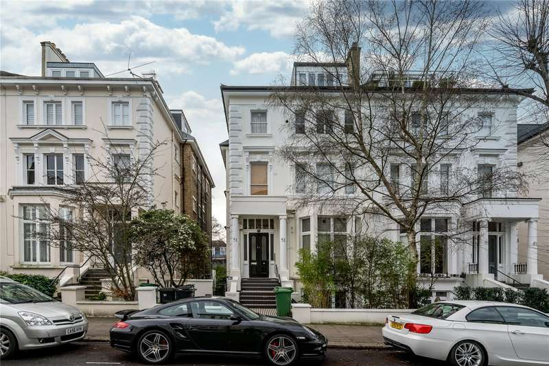 2 Bedrooms Flat for sale in Belsize Park Gardens, London, NW3