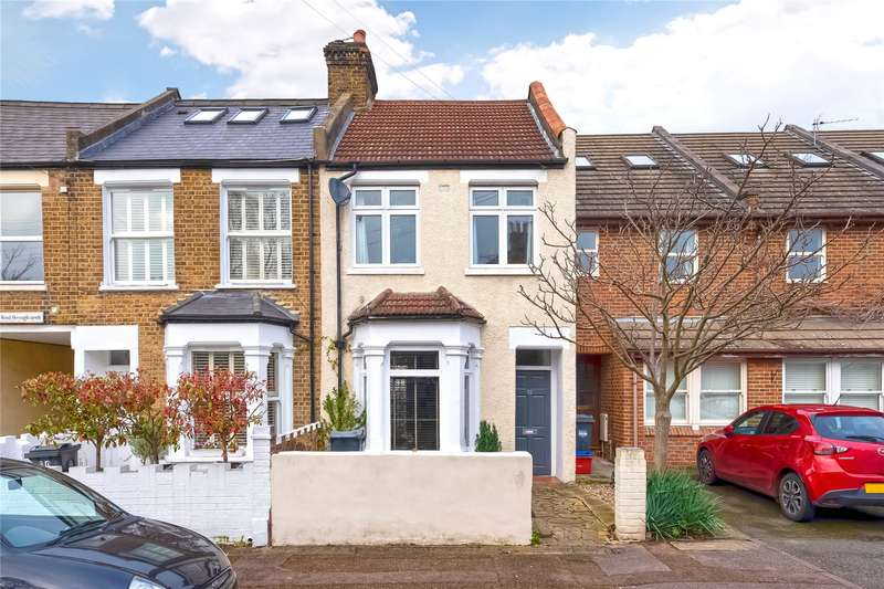 2 Bedrooms Terraced House for sale in Waldeck Road, Chiswick, W4