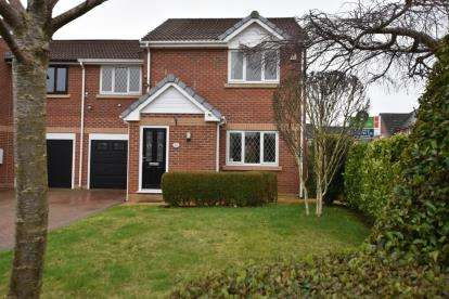 4 Bedrooms Link Detached House for sale in The Meadows, Darwen, Lancashire