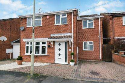 4 Bedrooms Detached House for sale in Edward Road, Fleckney, Leicester, Leicestershire