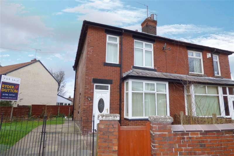 3 Bedrooms Semi Detached House for sale in Fold Street, Heywood, Greater Manchester, OL10