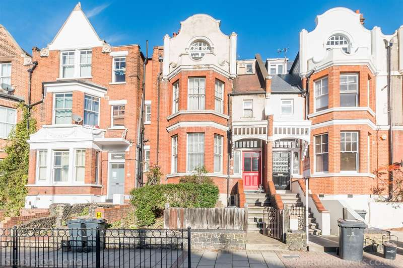 6 Bedrooms Terraced House for sale in Thurlow Park Road, London