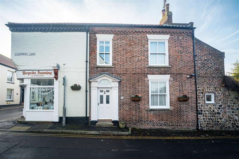 4 Bedrooms Semi Detached House for sale in Southgate, Hornsea