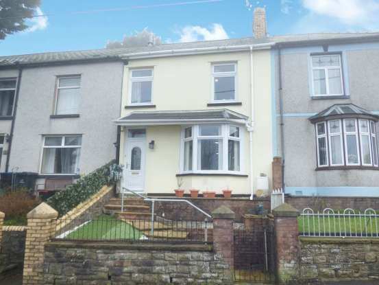 Terraced House for sale in New Road, Ebbw Vale, Gwent, NP23 4JX