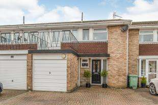 3 Bedrooms Terraced House for sale in Merton Road, Bearsted, Maidstone, Kent