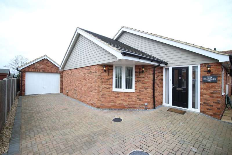 3 Bedrooms Detached Bungalow for sale in Filer Road, Minster On Sea, Sheerness, ME12