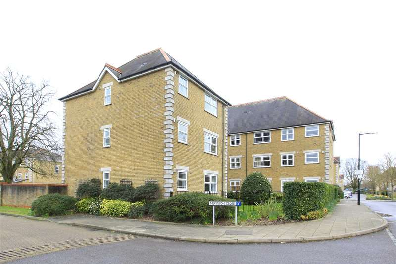 1 Bedroom Flat for sale in Nevinson Close, John Archer Way, Wandsworth, London, SW18