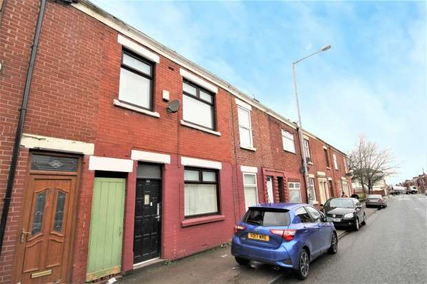 3 Bedrooms Terraced House for sale in Skeffington Road, Preston, PR1