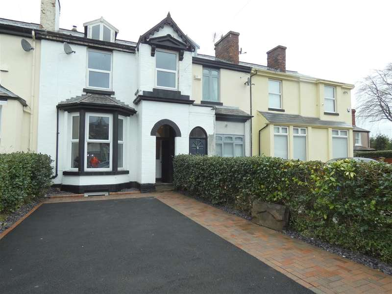 3 Bedrooms Terraced House for sale in Tarbock Road, Huyton, Liverpool