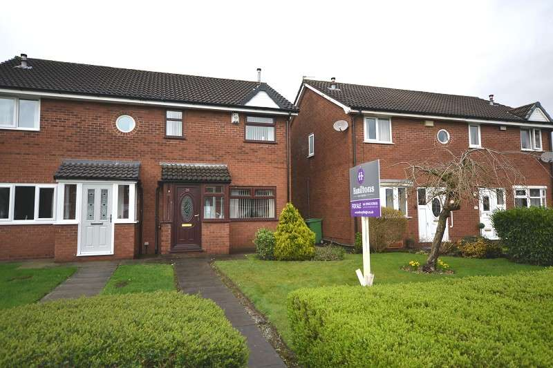 3 Bedrooms Semi Detached House for sale in Swallowfield, Leigh, Greater Manchester. WN7 1HT