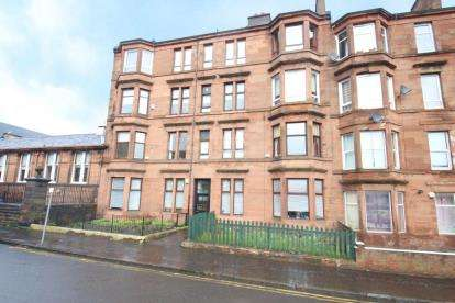 1 Bedroom Flat for sale in Roslea Drive, Dennistoun