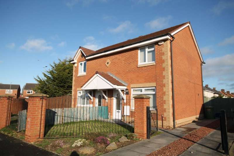 2 Bedrooms Semi Detached House for sale in Alpine Way, Norton, Stockton-On-Tees, TS20