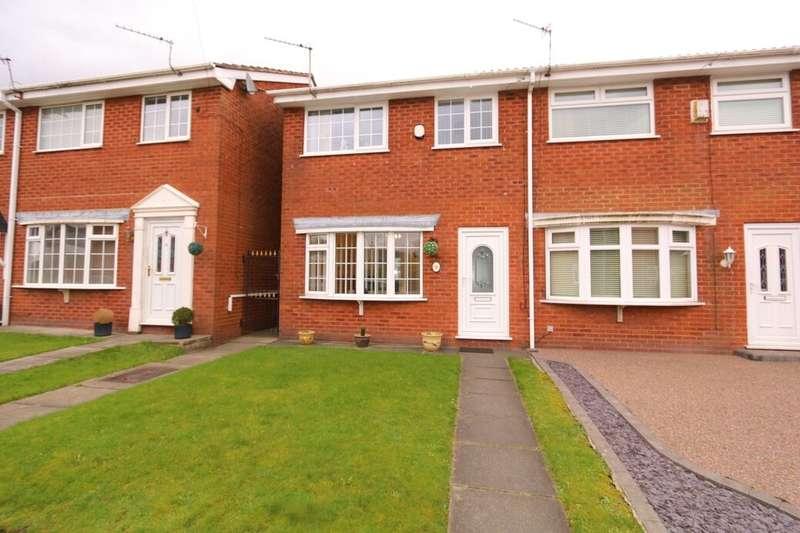 3 Bedrooms Property for sale in Wayne Close, Droylsden, Manchester, M43