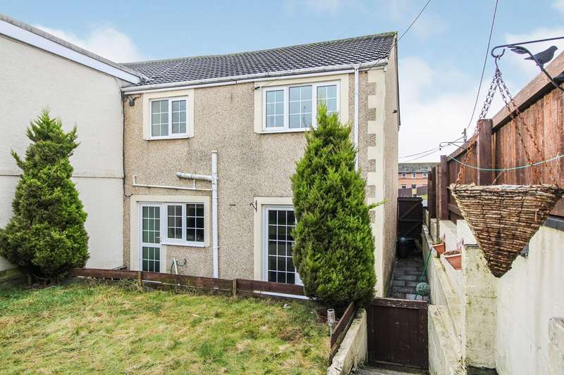 3 Bedrooms End Of Terrace House for sale in Ladies Row, Tredegar, NP22