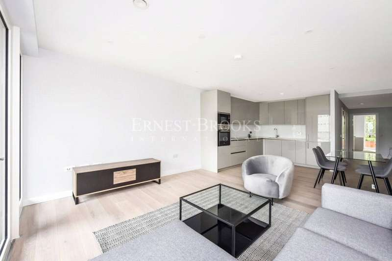 2 Bedrooms Apartment Flat for sale in Weymouth Building, Elephant Park, Elephant & Castle, SE1