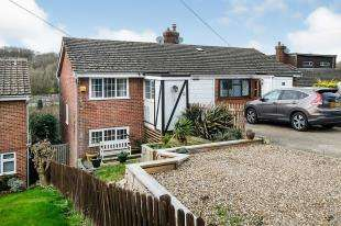3 Bedrooms Semi Detached House for sale in Swievelands Road, Biggin Hill, Westerham, Kent