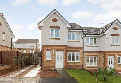 3 Bedrooms Semi Detached House for sale in Whitehaugh Road, Parklands